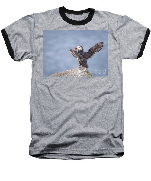 Wings To Fly  Baseball T-Shirt