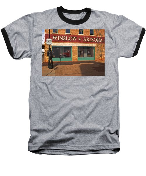 Winslow Arizona Baseball T-Shirt