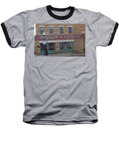 Winslow Arizona Baseball T-Shirt
