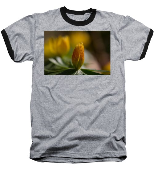 Winter Aconite Baseball T-Shirt