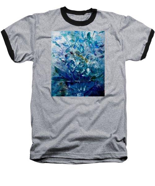 Winter Bouquet Baseball T-Shirt