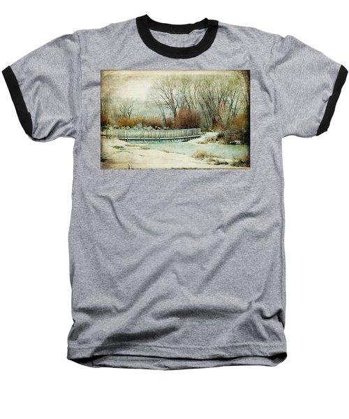 Winter Days Baseball T-Shirt