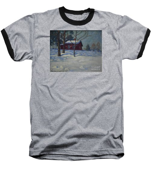 Winter House Baseball T-Shirt