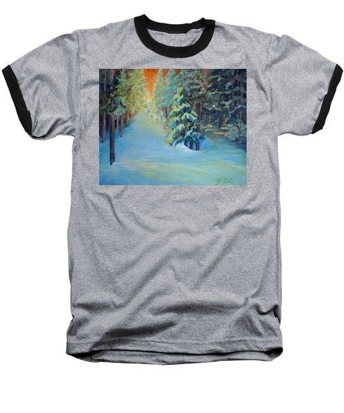 A Road Less Travelled Baseball T-Shirt