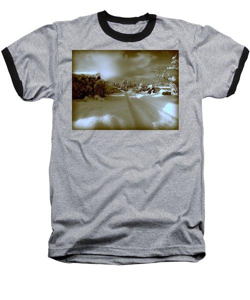 Winter Lane Baseball T-Shirt