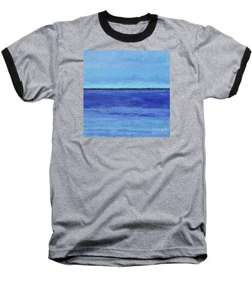Winter Morning Baseball T-Shirt by Gail Kent