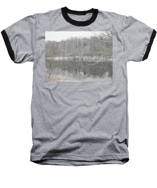 Winter Reflections 2 Baseball T-Shirt