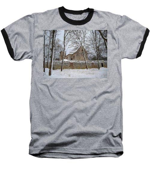 Old Monastery Baseball T-Shirt