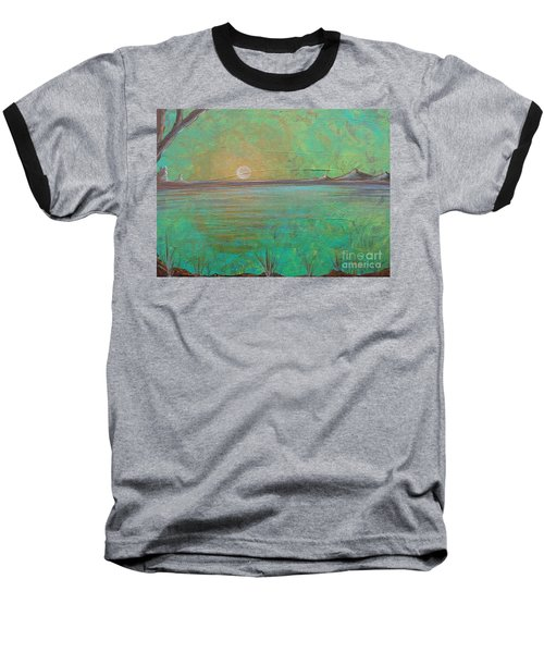 Winter Solitude 7 Baseball T-Shirt
