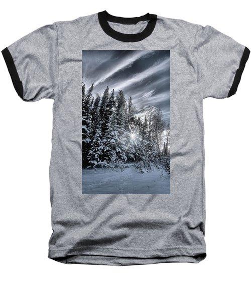 Winter Star Baseball T-Shirt