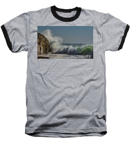 Winter Waves Baseball T-Shirt