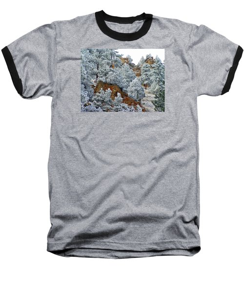 Winter Wonder Land Baseball T-Shirt