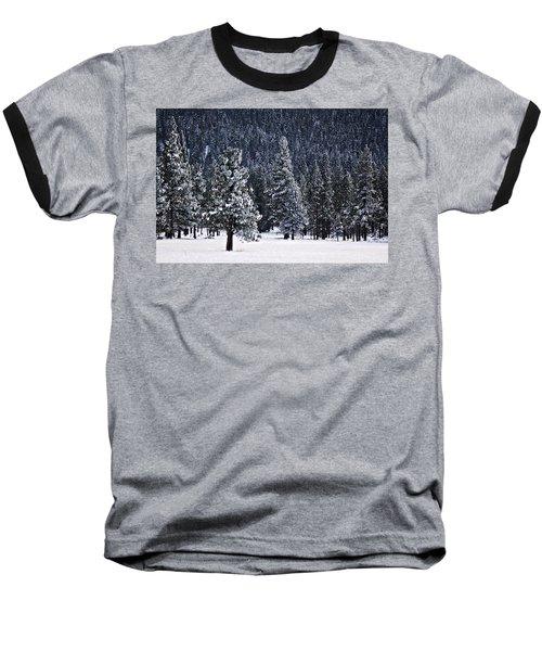 Winter Wonderland Baseball T-Shirt