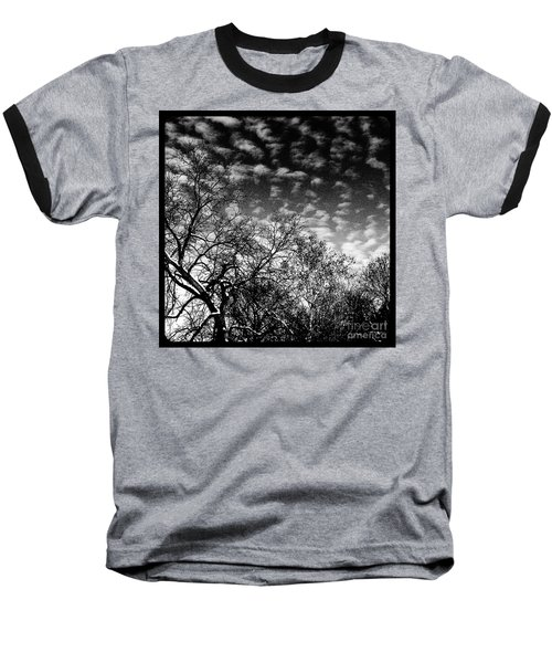 Winterfold - Monochrome Baseball T-Shirt