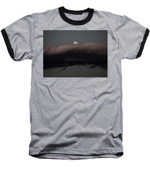 Winter's Moon Baseball T-Shirt