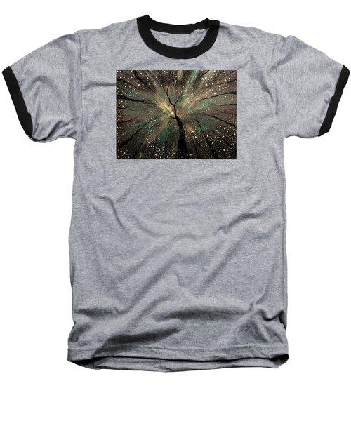 Winter's Trance Baseball T-Shirt