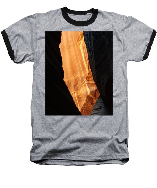 Baseball T-Shirt featuring the photograph Wire Pass - Buckskin Wash 10 by Jeff Brunton