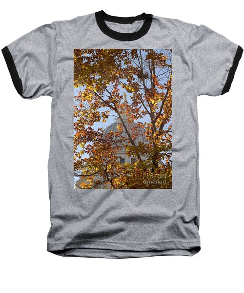 Wisconsin Capitol Baseball T-Shirt