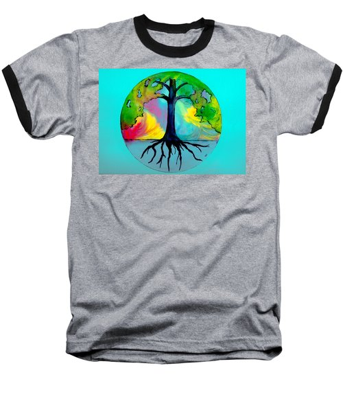Wishing Tree Baseball T-Shirt