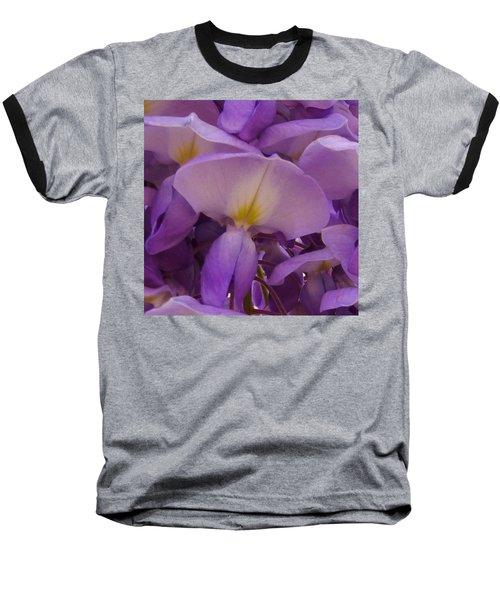 Wisteria Parasol Baseball T-Shirt