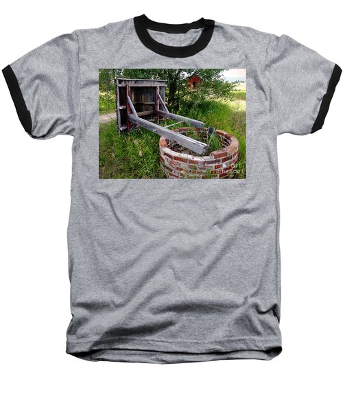 Wistful Well Baseball T-Shirt