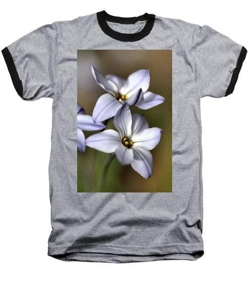 Baseball T-Shirt featuring the photograph With Company by Joy Watson