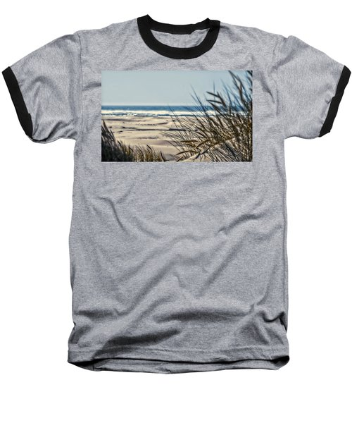 Baseball T-Shirt featuring the photograph With Every Breath by Janie Johnson