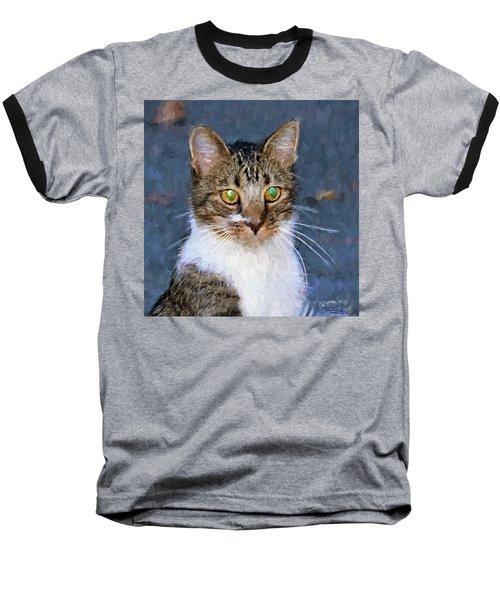With Eyes On Baseball T-Shirt
