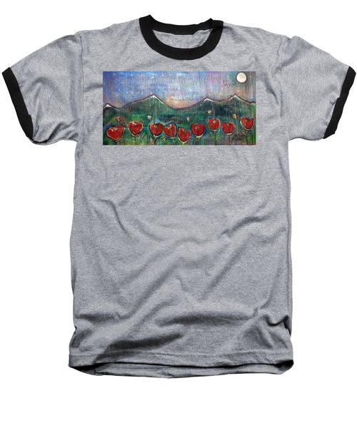 With Or Without You Baseball T-Shirt