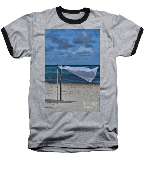 With The Wind Baseball T-Shirt