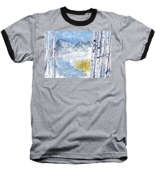 Without Borders Baseball T-Shirt