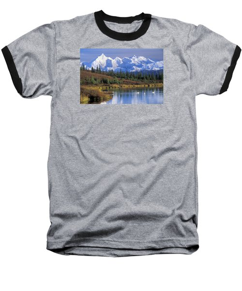 Wonder Lake 2 Baseball T-Shirt