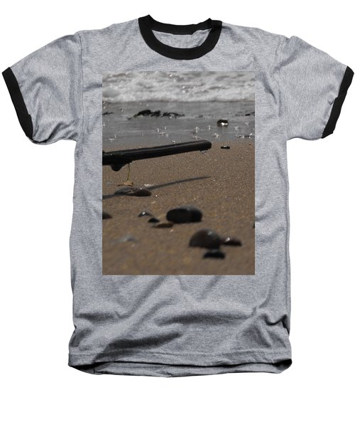 Wonder On This Beach Baseball T-Shirt