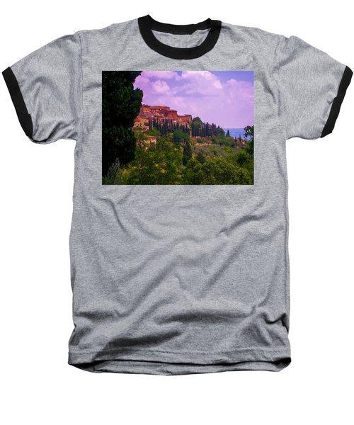 Wonderful Tuscany Baseball T-Shirt
