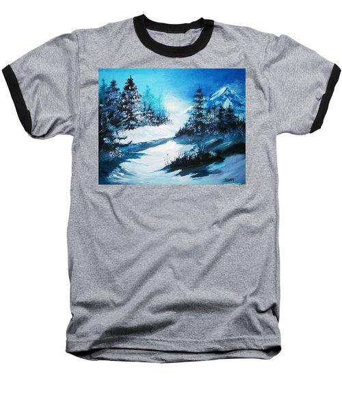 Wonders Of Winter Baseball T-Shirt
