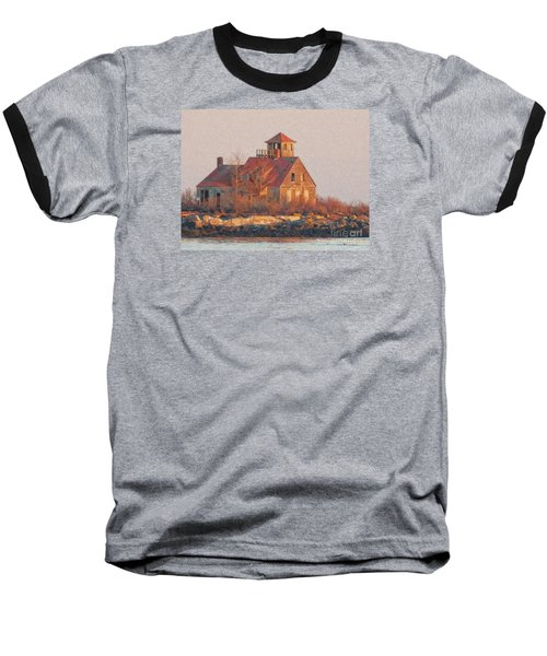 Wood Island Baseball T-Shirt