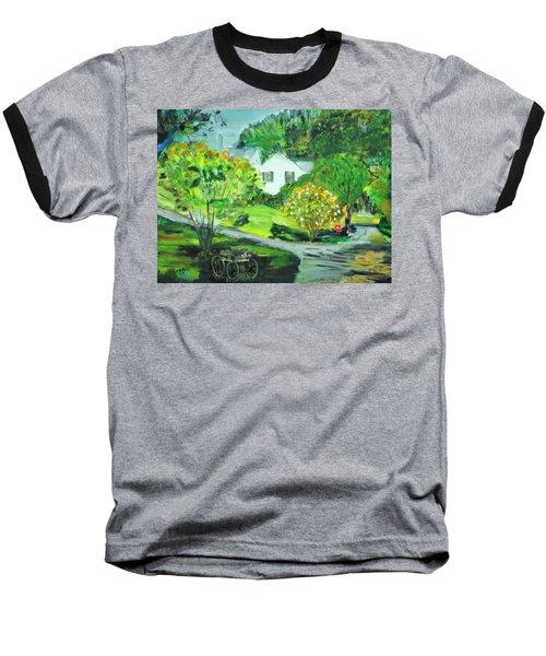 Wooden Duck Inn Baseball T-Shirt