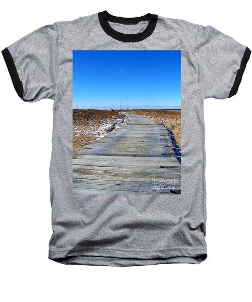 Plum Island Baseball T-Shirt