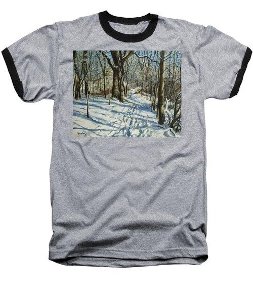 Woodland Journey Baseball T-Shirt