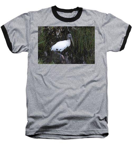 Woodstork Baseball T-Shirt