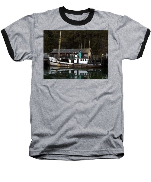 Working Boat Baseball T-Shirt