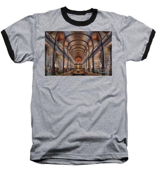 World Of Books Baseball T-Shirt