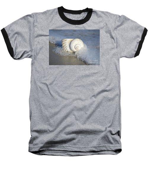 Worn By The Sea Baseball T-Shirt
