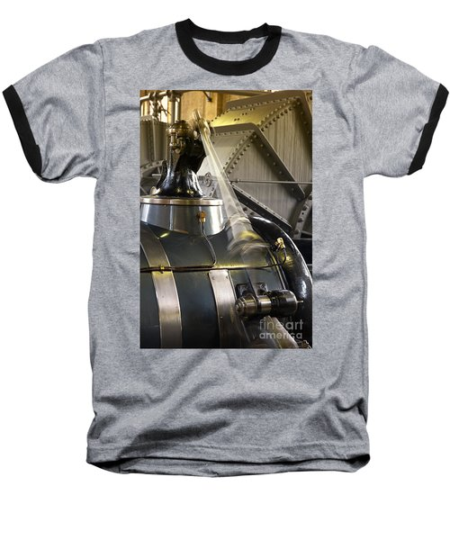 Woudagemaal Steam Engine. Baseball T-Shirt