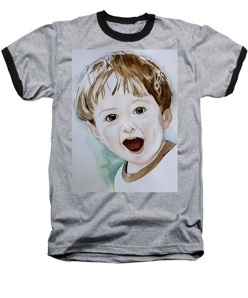 Wow Baseball T-Shirt