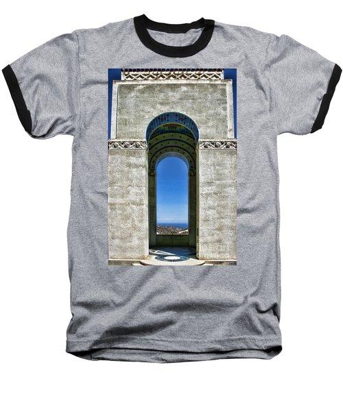 Wrigley's Memorial By Diana Sainz Baseball T-Shirt