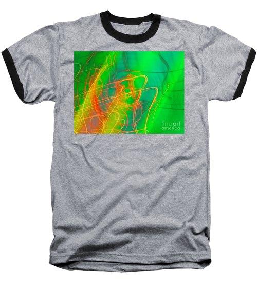 Write Light Rainbow Baseball T-Shirt