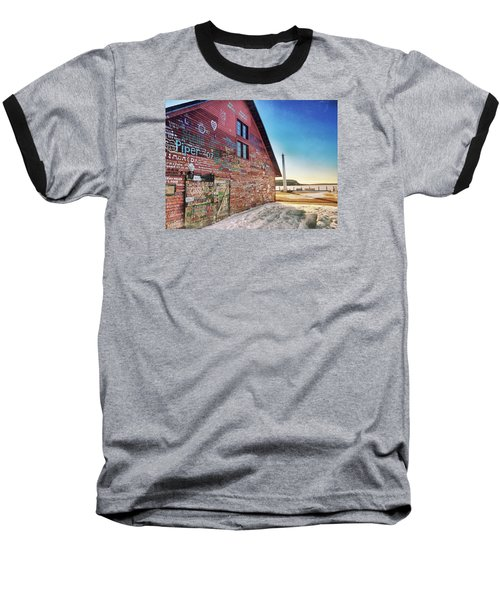 Writing On The Wall Baseball T-Shirt