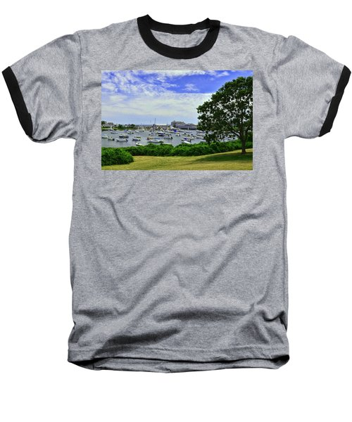 Wychmere Harbor Baseball T-Shirt by Allen Beatty