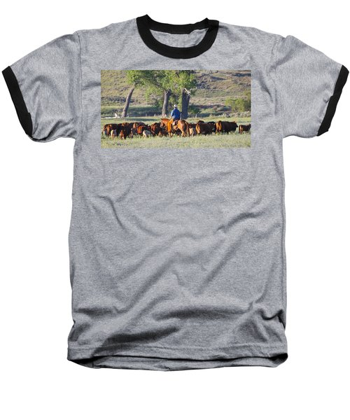 Wyoming Country Baseball T-Shirt